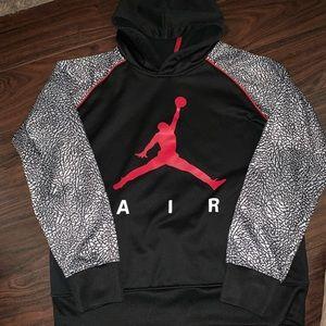 Boys Jordan Sweatshirt Size L